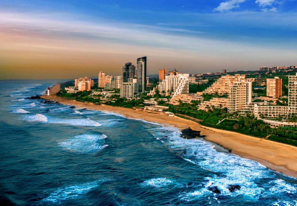 Durban  ranked as South Africa's best city in terms of quality of living